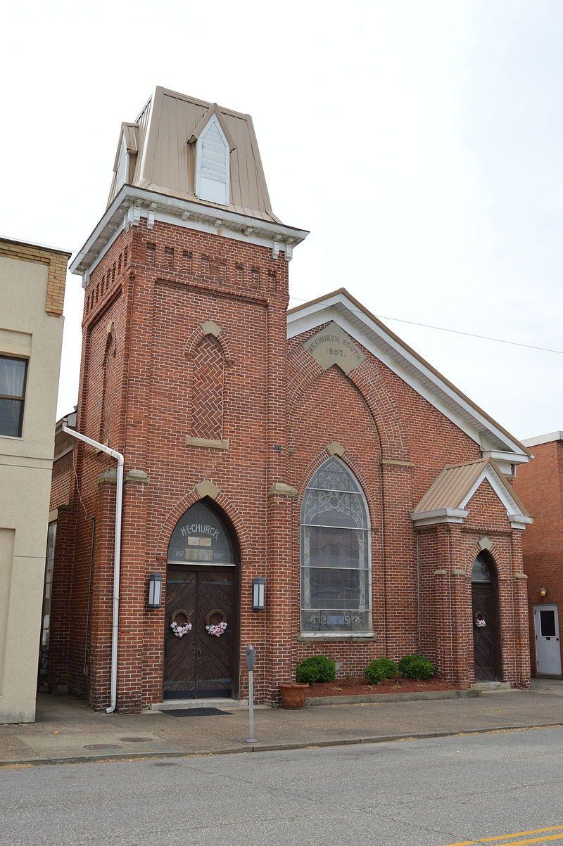 First United Methodist Church in Boyd County, Kentucky