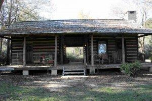 National Register 2010 Part 2 Woodland House Old Cabins
