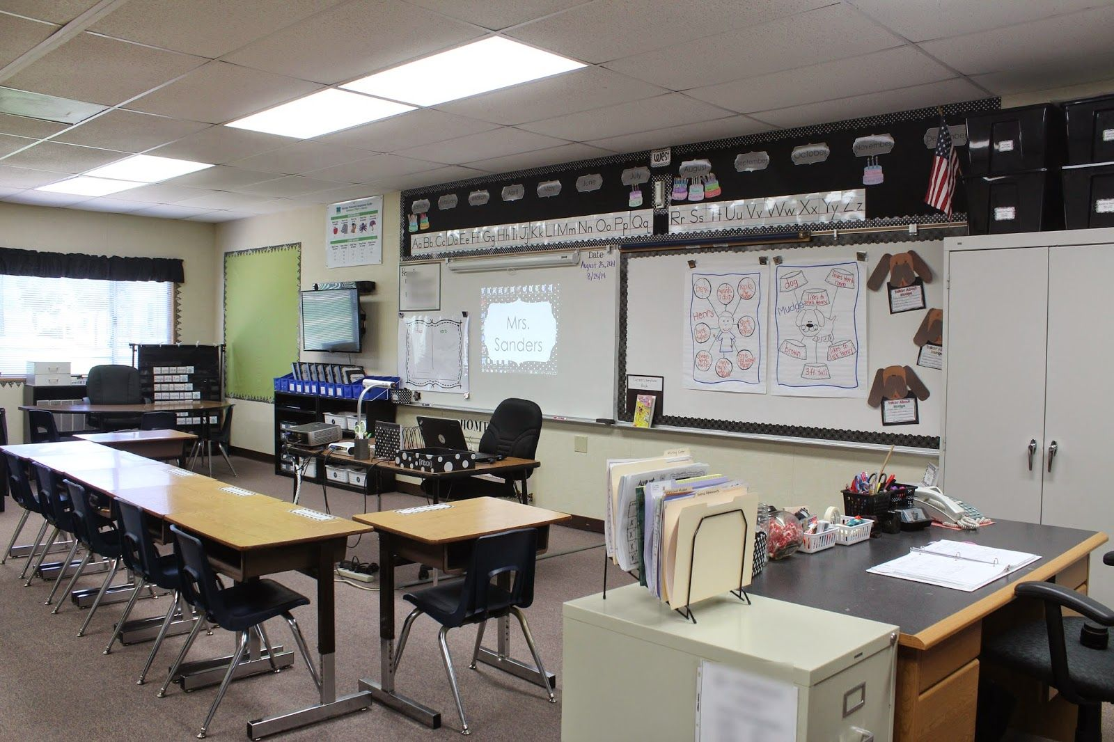 A View Into My Classroom: Classroom Tour