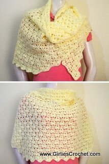 Carol Prayer Shawl #prayershawls