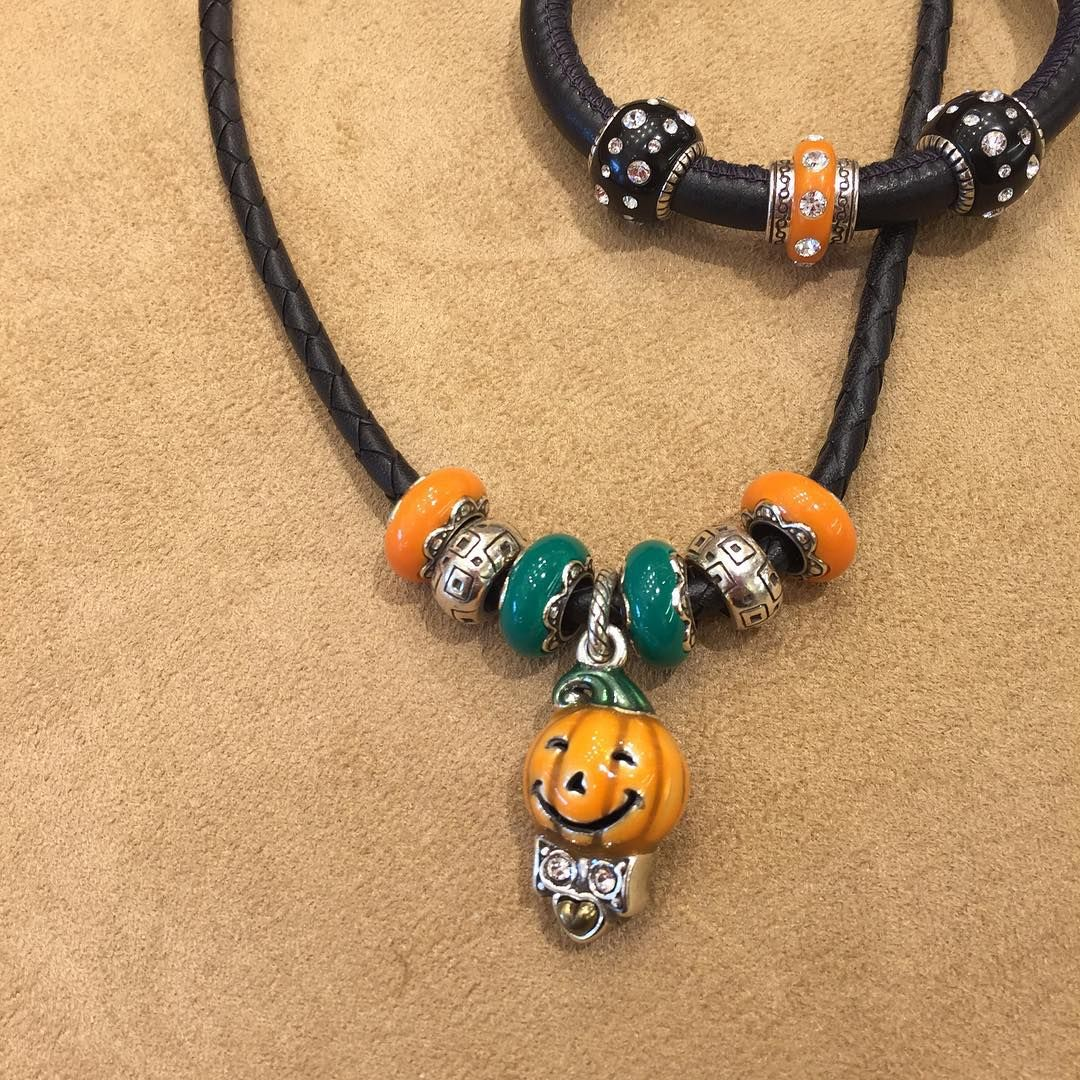 Our fans Halloween creations with #BrightonCharms.