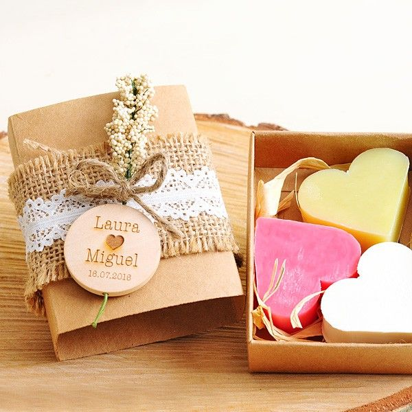 71 detalles y regalos originales para invitados de boda for Envoltorios regalos originales