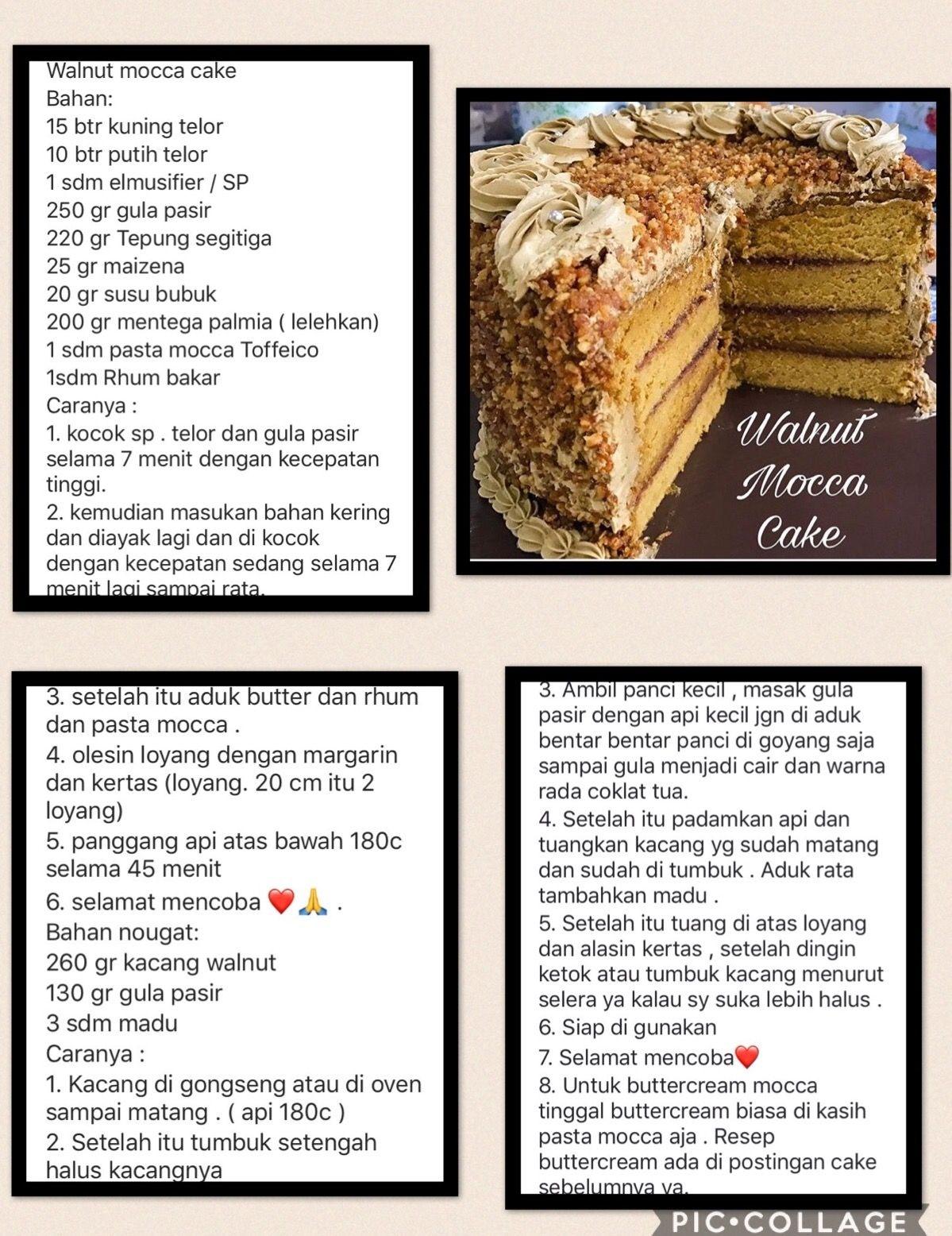 Pin di resepi kek