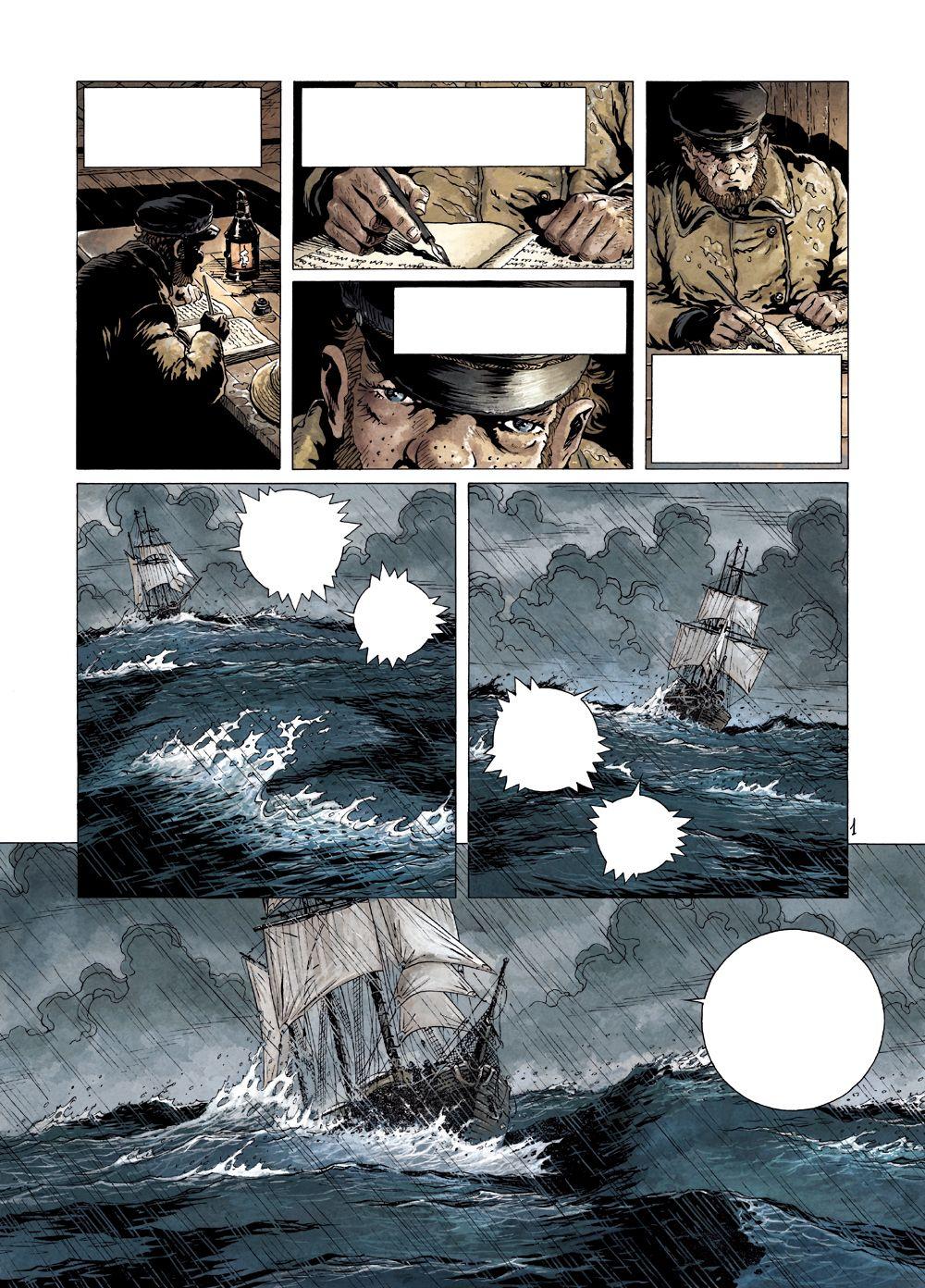 Entre Terre Et Mer Film : entre, terre, Gonzalbo, Coloriste,