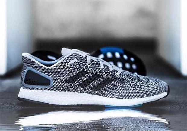 Adidas Pureboost Dpr First Look Sneakernews Com Adidas Pure Boost Adidas Pureboost