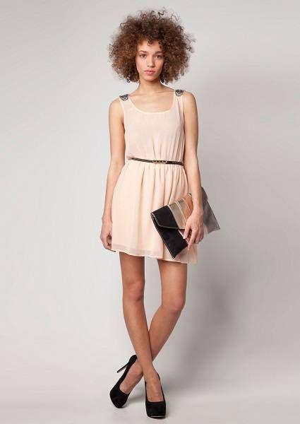 vestido cortos de fiesta simples , Buscar con Google