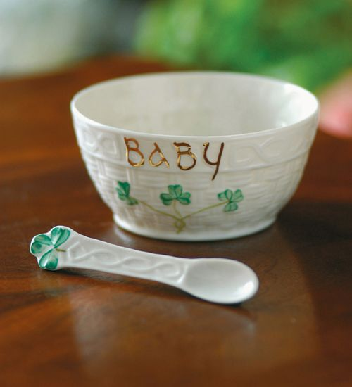 Image detail for -Belleek Baby Gifts, Belleek China, Plates, Vases, Dishes, Boxes .