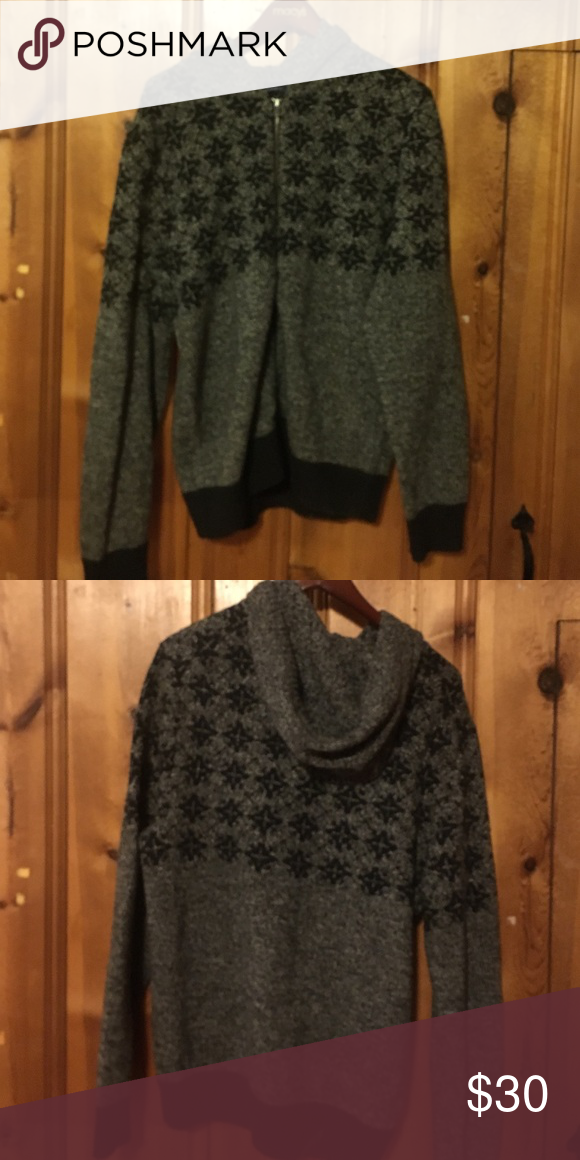 Gap Lambswool zip up hoodie Perfect condition. Never worn. Very soft.     WILL CONSIDER ALL OFFERS GAP Sweaters Zip Up
