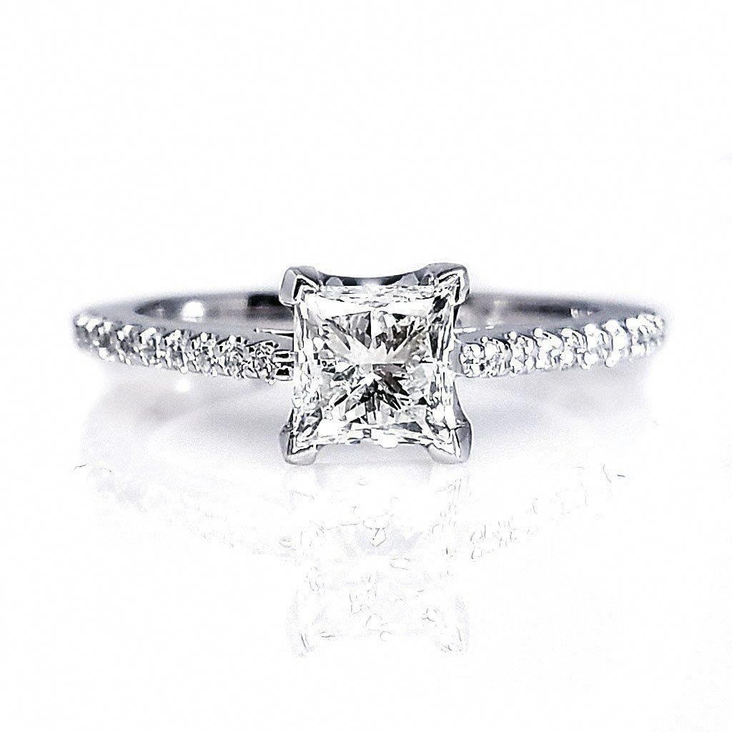 Pin On Princess Engagement Rings