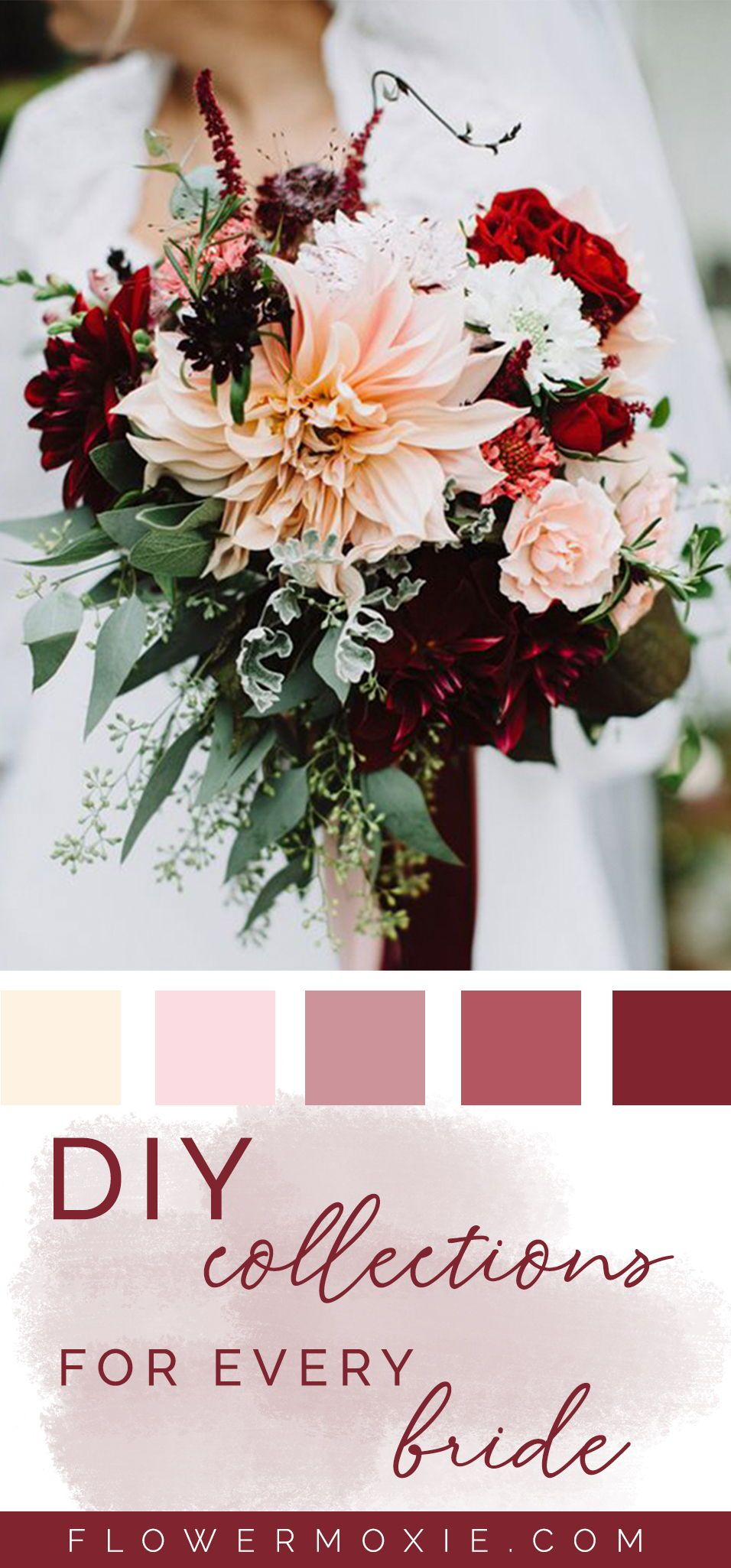 Get Inspired By Our Wedding Flower Packages Mix Match Flowers To Achieve The Look You Wholesale Flowers Wedding Bulk Wedding Flowers Online Wedding Flowers