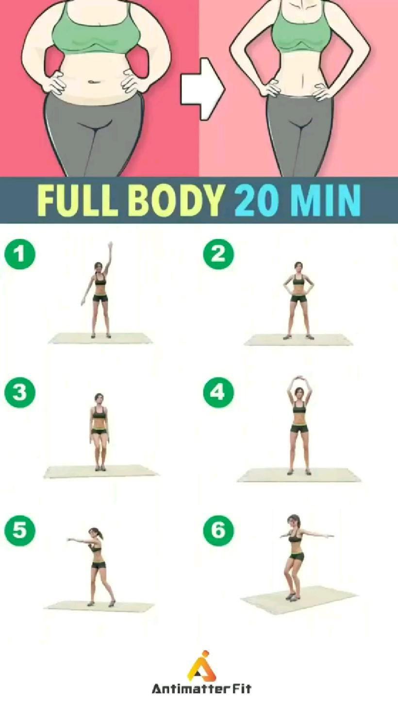 Full Body 20 Min Workout