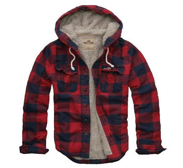 Hollister Men S Outerwear Contemporary Rugged Style Men
