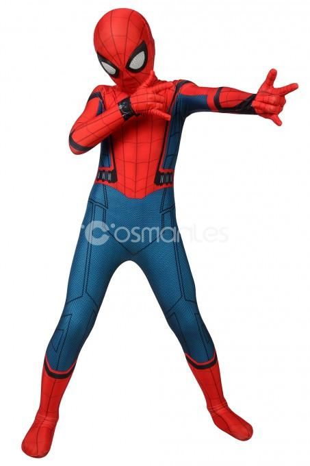 Spider Man Far From Home Spiderman Homecoming Jumpsuit For Kids Spiderman Spiderman Homecoming Jumpsuit For Kids