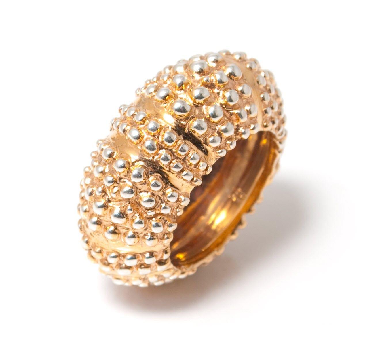"Flavie Michou - ""Oursin"" #ring"