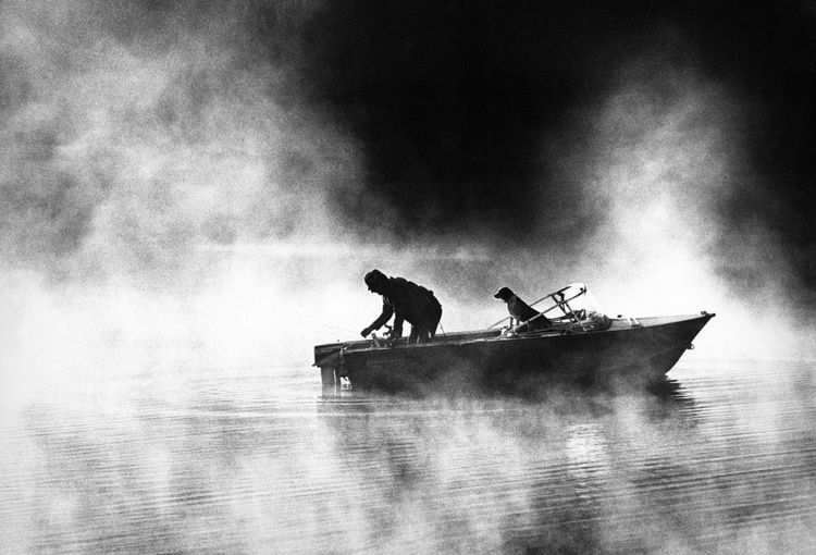 Fishing In The Fog