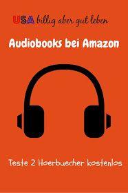 Hörbücher können teuer sein. Teste Audible von Amazon und erhalte 2 kostenlose Hörbücher . Lese hier mehr: http://usabilligabergutleben.blogspot.com/2015/07/sparen-mit-amazon-teil-6-audible.html