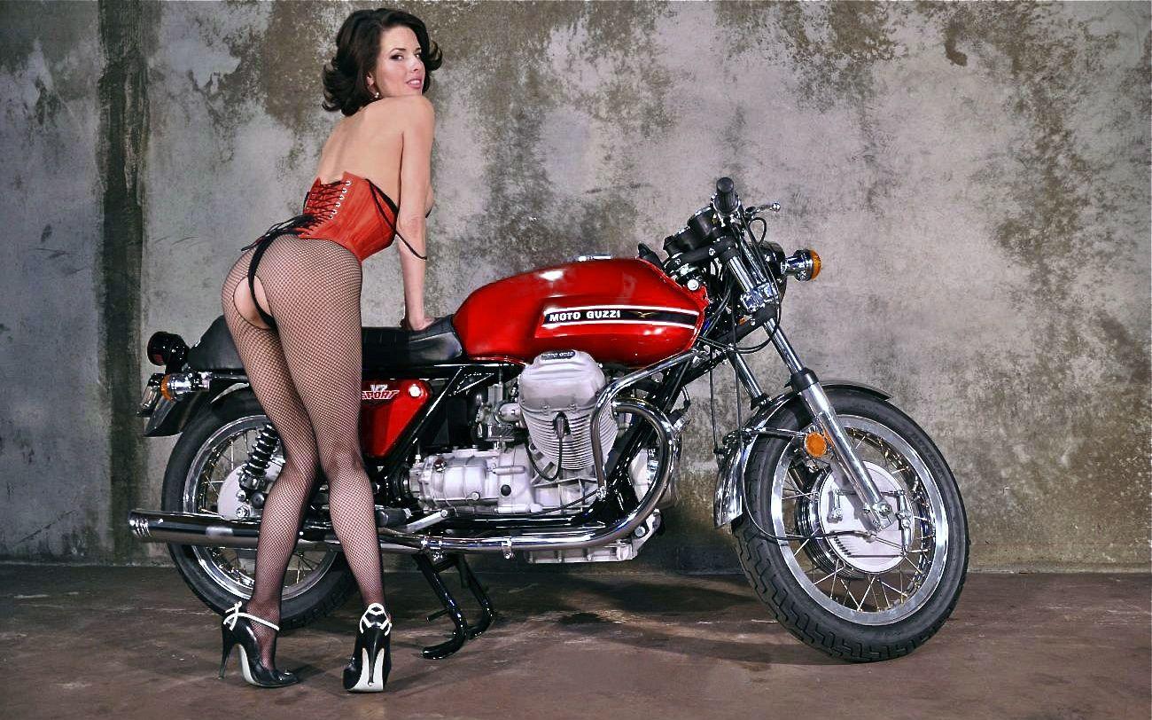 Motor racing girls tight thong leggings - 4 10
