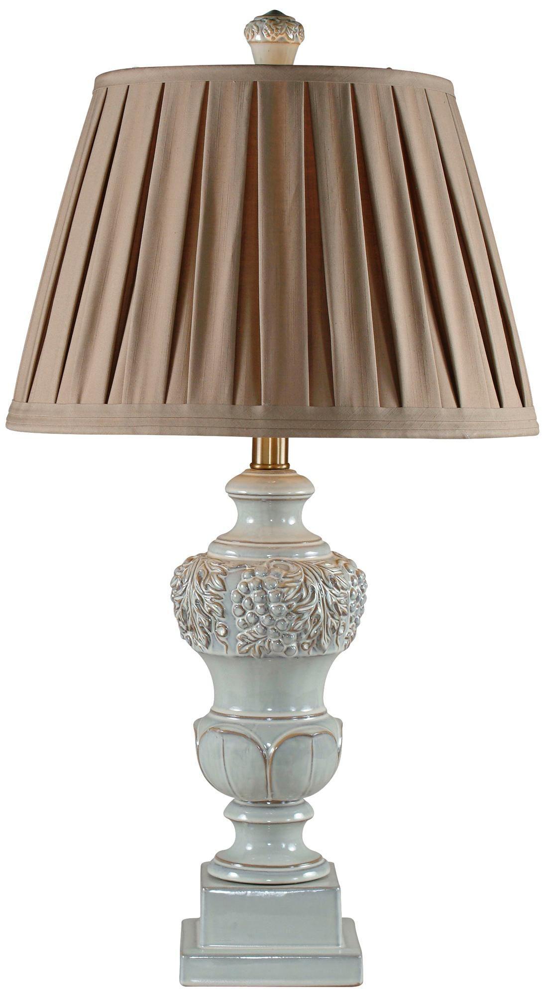 Darrelle Cream Ceramic Table Lamp Jennifer Pinterest Table