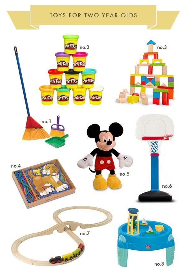 Toys-for-Two-Year-Olds (With images) | Boys toys for ...