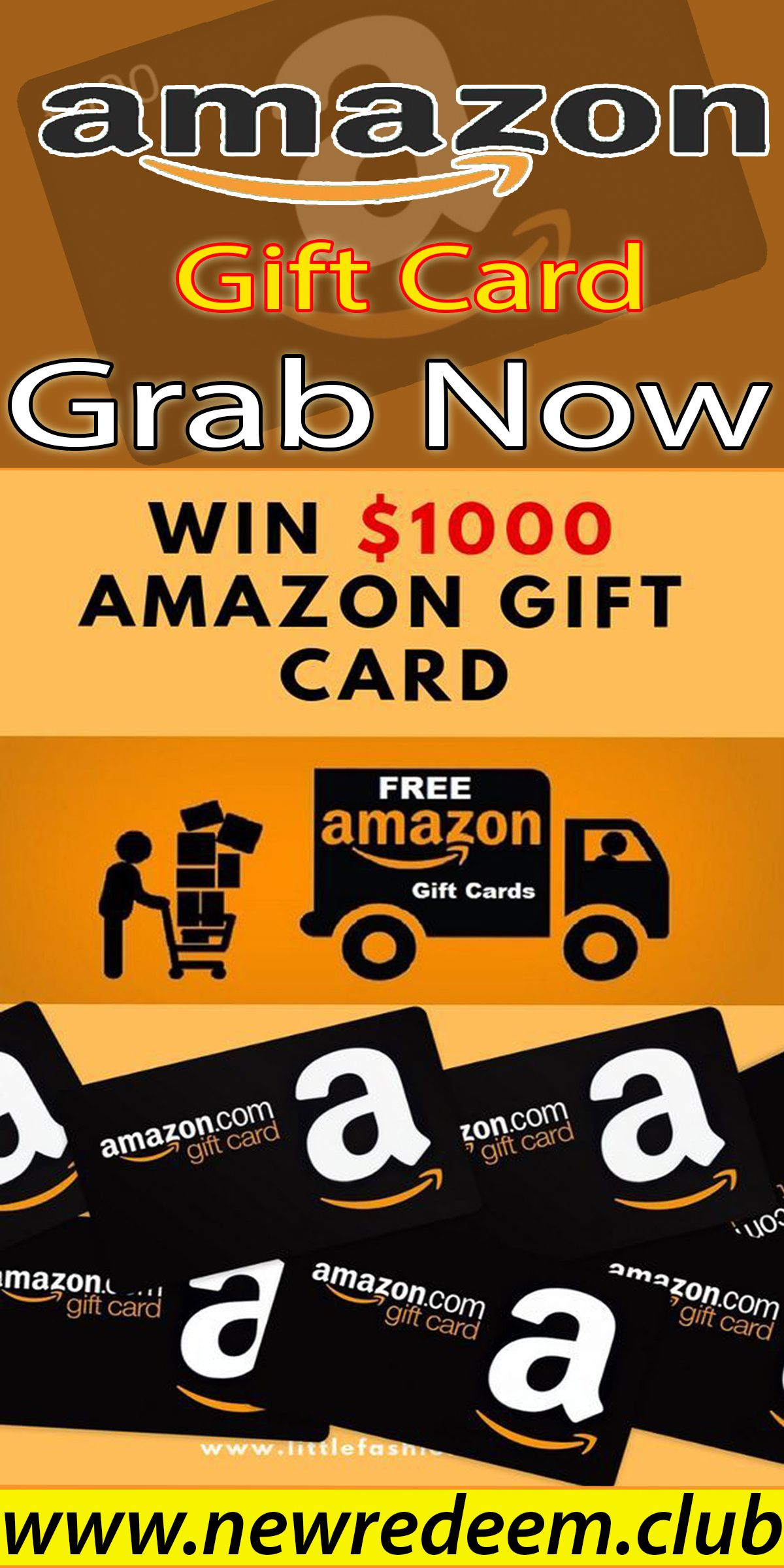 Photo of Amazon $1000 Gift Card Giveaway.