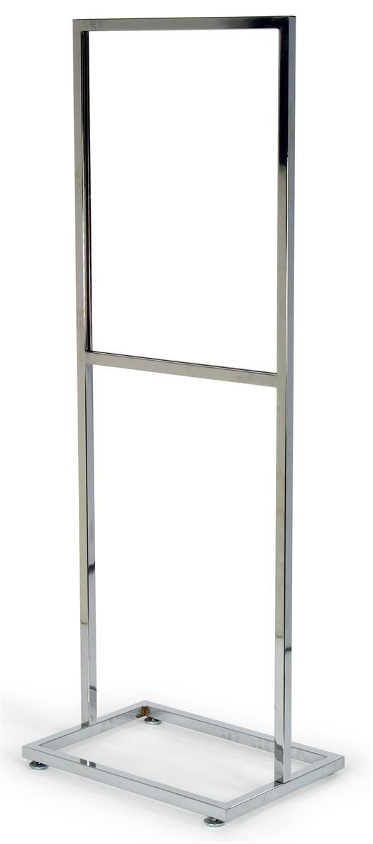 Looking To Purchase This Unit: 22 X 28 Poster Stand, Top Insert, Double Sided