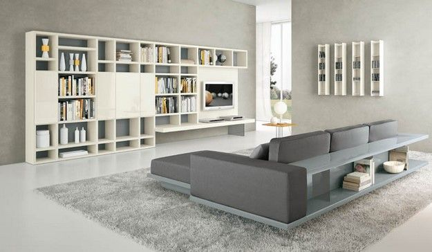 contemporary home wall shelving concept shelves minimal and