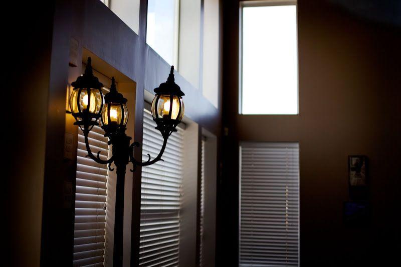 Outdoor lamp post turned indoor floor lamp tidbits from the outdoor lamp post turned indoor floor lamp tidbits from the tremaynes office ideas pinterest outdoor lamp posts floor lamp and indoor mozeypictures Gallery