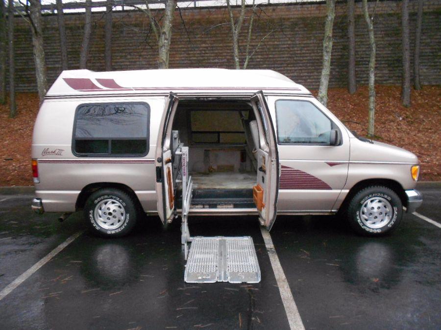 Wheelchair Van Vans Van For Sale Trucks For Sale