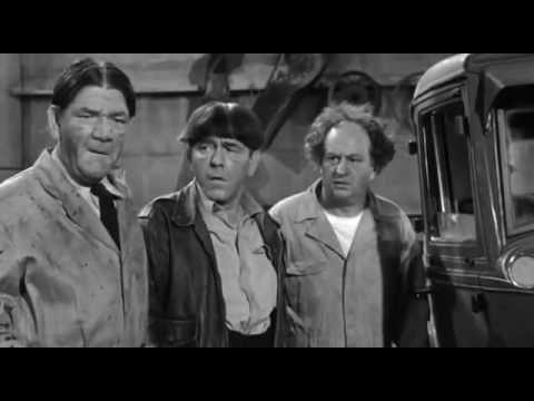 The Three Stooges 149 Pardon My Backfire 1953 Moe Larry