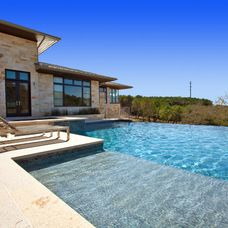 Contemporary Pool By Cornerstone Architects Big Pools Pool