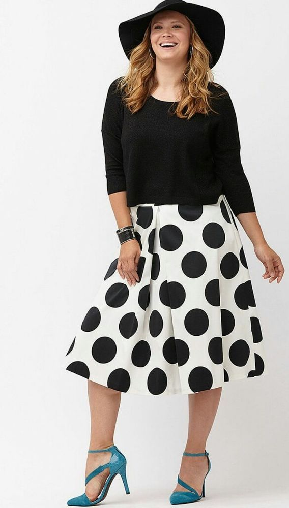 Size 16 Midi Skirt | Jill Dress