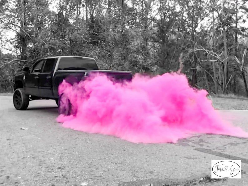 3lb Premium Burnout Gender Reveal Simple Black Tire Pack In Pink Blue Orange Green Yellow White For Car Truck Or Motorcycle Burnouts Gender Reveal Party Theme Gender Reveal Baby Gender Reveal