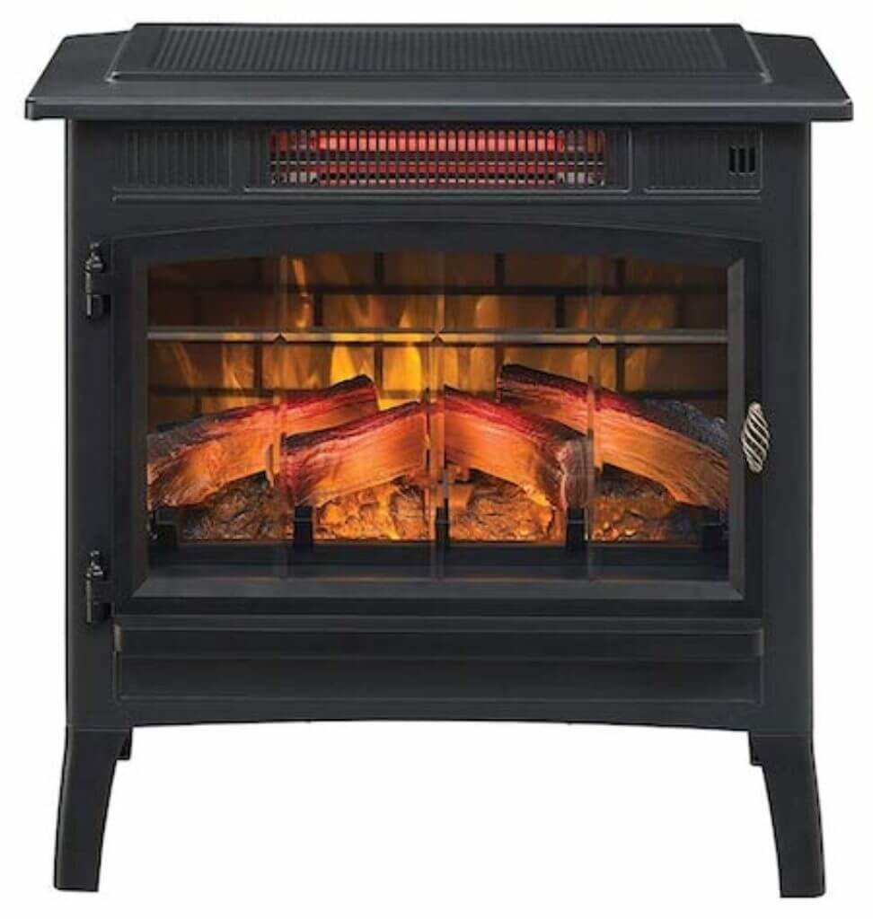 Best Electric Stove Fireplace Duraflame Infrared Quartz Heater Review Solopreneur Strategy