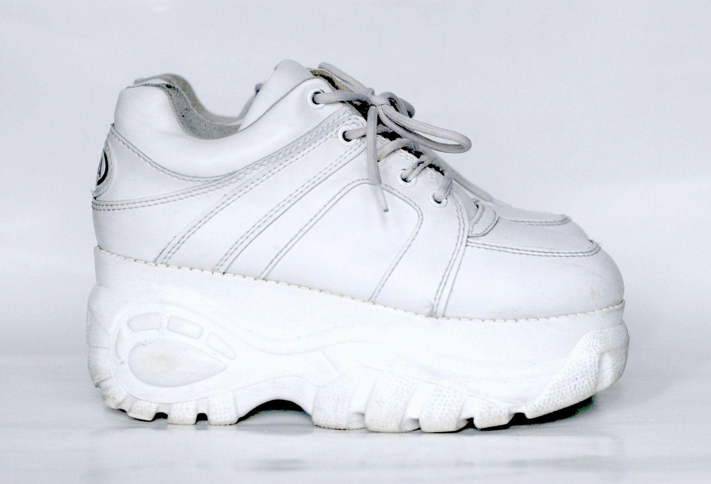 4ed4cb5d87c 90 s Soda Platform Sneakers...yes