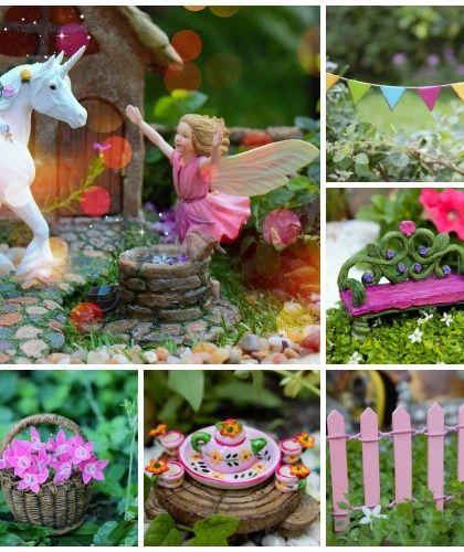 Fairy Garden Kits   Fairy Gardening Supplies   Fairy Starter Packs ...