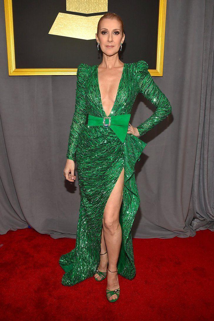 Os Vestidos mais lindos do Grammy 2019   Noiva de Evasê