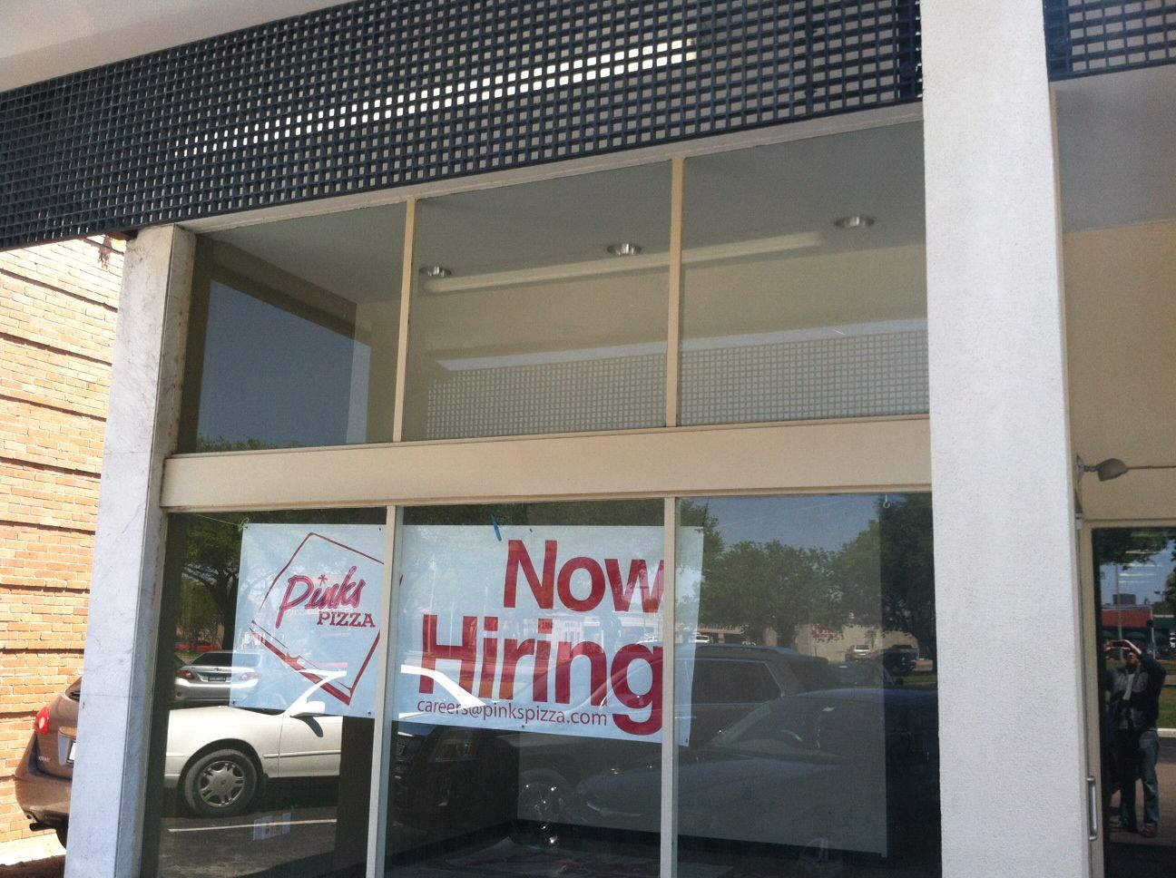 Love pizza? Need a job? We're now hiring for our Bellaire