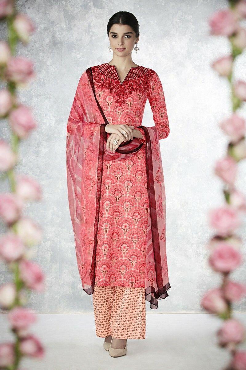 627cab7a33 Suit For Women at Aligarh Shop | Suit | Designer salwar suits ...