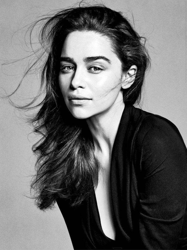 Emilia Clarke Officially Cast in TERMINATOR Reboot