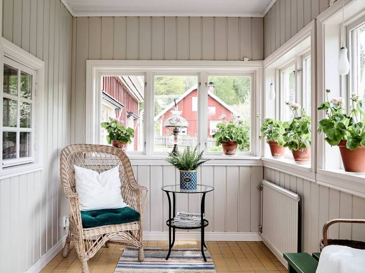 Casas de verano para conocer el estilo nórdico más antiguo