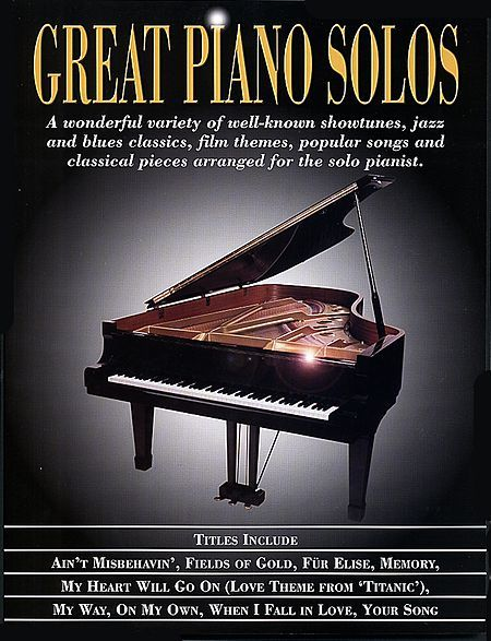 Great Piano Solos I Really Need More Diverse Piano Sheet Music Piano Pop Songs Showtunes