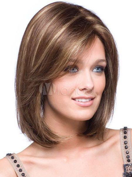Cortes de cabello para mujer alos hombros