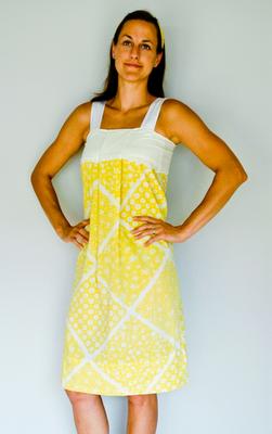 Someday Crafts: Adult Pillowcase Dress (And kids pillowcase skirt)