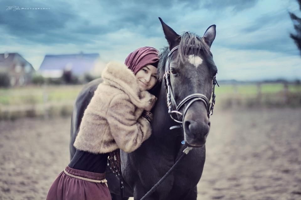 Sayangi Binatang Fashionistas Love Animals Hijab Fashion