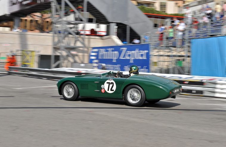 Aston Martin Db3 1951 1953 Aston Martin Racing Production