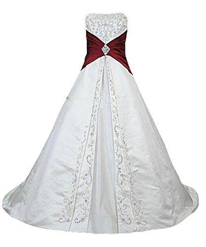 D.W.U Long Vintage Gothic Wedding Dresses Color Bridal Go... https ...