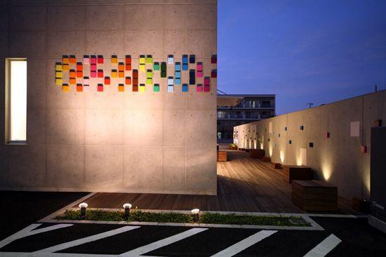 Emmanuelle Moureaux Architecture + Design: Sugamo Shinkin Bank Niiza Branch