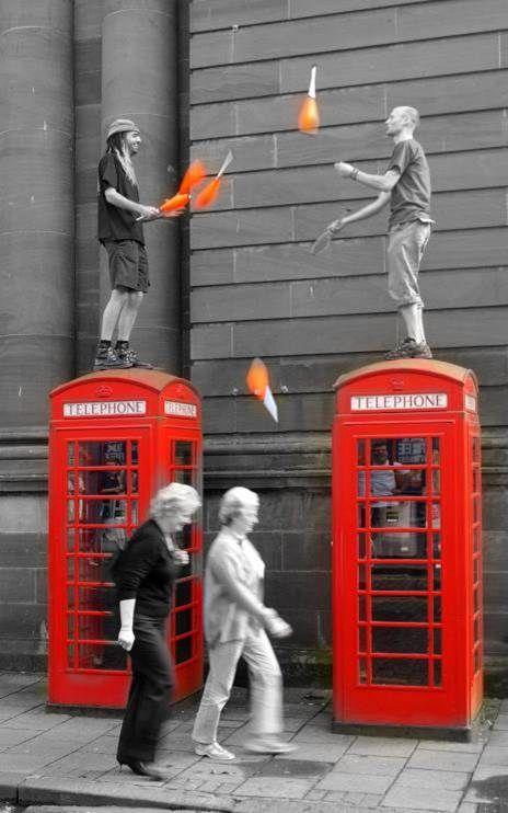 Culture Juggling.