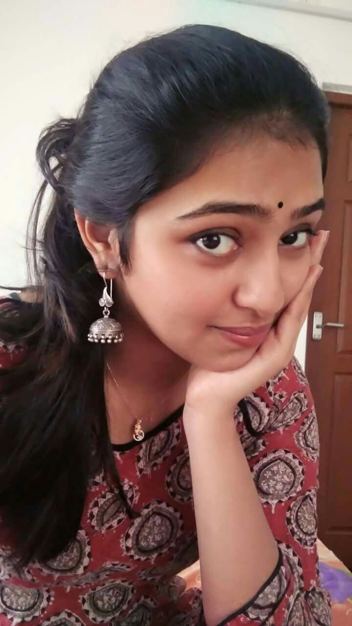 Sani2A27  Actress Selfi  Lakshmi Menon, Beautiful -1553