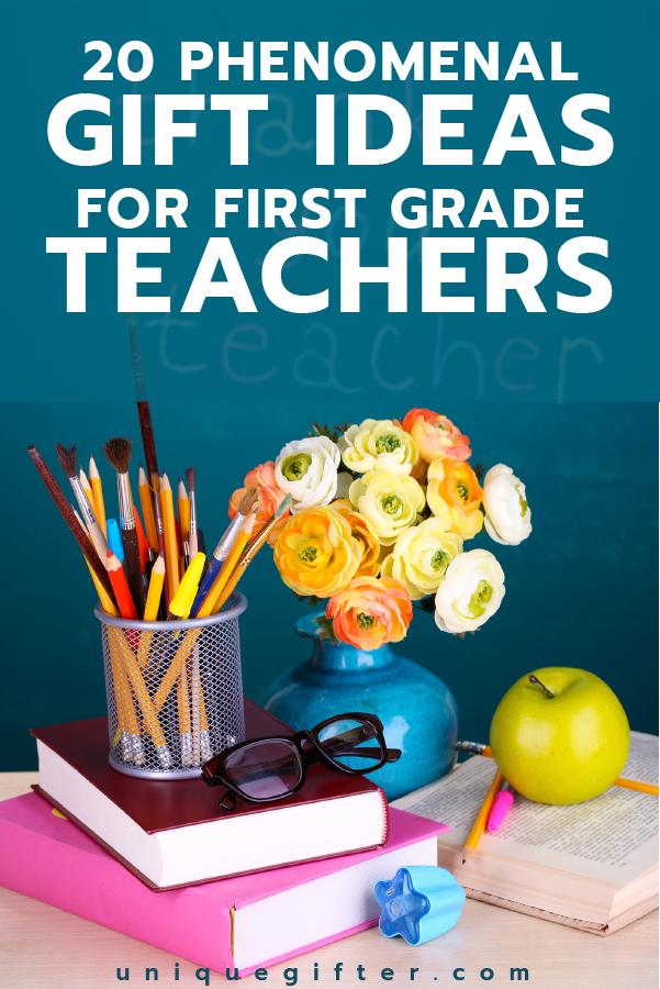 Elementary school teacher christmas gift ideas